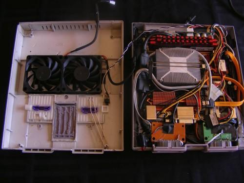 Project Retro SNES insides Image