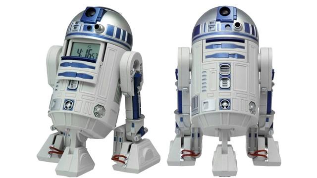 R2-d2 alarm clock 1
