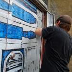 R2-d2 street art 4