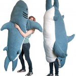 Shark Attack Sleeping Bag 2
