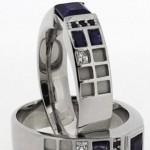 Tardis engagement ring 0