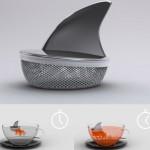 The Shark Teabag