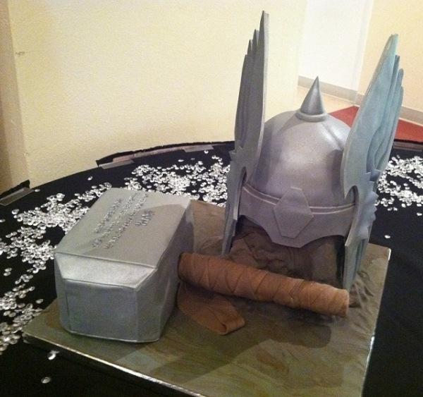 Thor-Cake