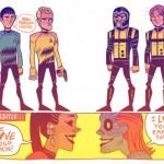 X-Men Star Trek