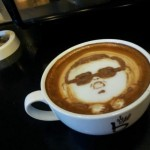gangnam style cappuccino