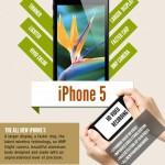 9 piktochart iphone 5 infographic