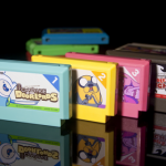 Adventure Time Famicom carts by Nightmare Bruce image 1