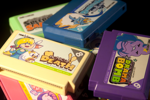 Adventure Time Famicom carts by Nightmare Bruce image 4