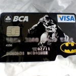 Batman Credit Card