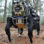 Boston Dynamics AlphaDog LS3