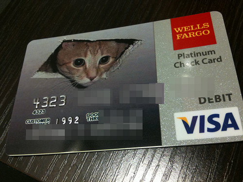 Firefox Credit Card