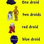Droids Seuss