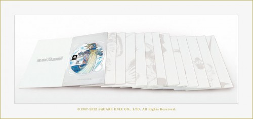 Final Fantasy 25 Ulitmate Box Set Square Enix Image 1