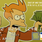 Fry Credit Card