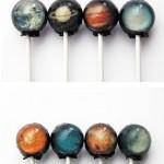 Galaxies in Lollipops