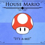 Game Of Thrones House Mario