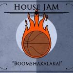 Game Of Thrones House NBA Jam