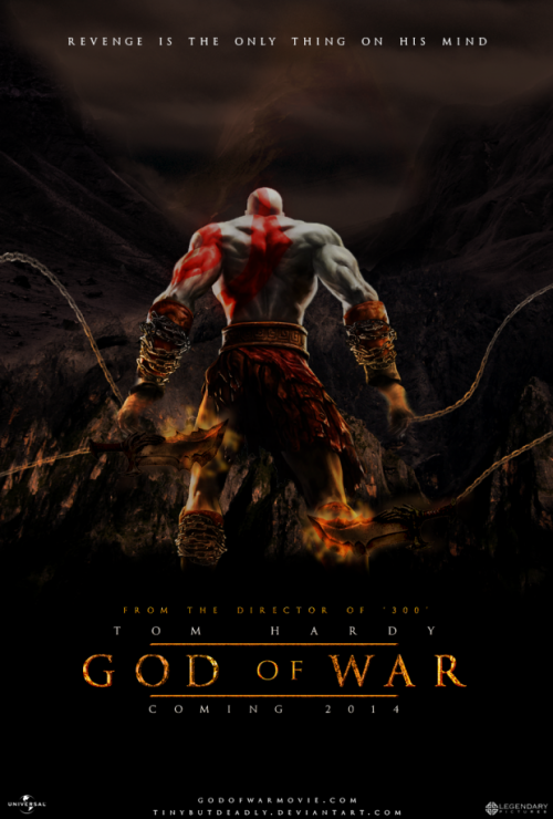 10 Fan Made Video Game Movie Posters
