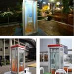 Goldfish Phone Booth