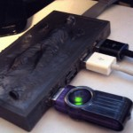 Han Solo Frozen Carbonite USB Hub 3