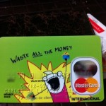 Hyperbole And Half Credit Card
