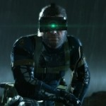 Metal Gear Solid Ground Zeroes Snake Goggles Image