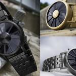 Kisai Blade LED Watch