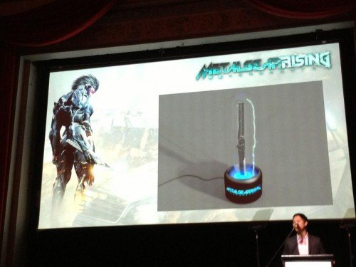 Metal Gear Rising Revengeance lamp image
