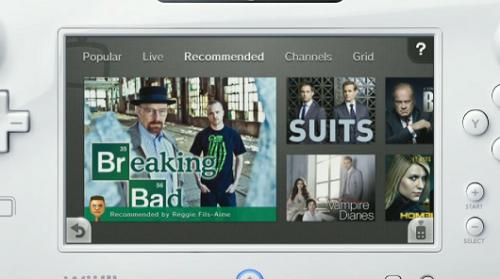 Nintendo TVii breaking bad channels image