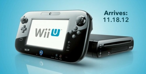 Nintendo Wii U Release Date image