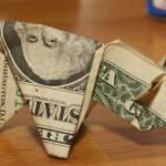Origami bills 2