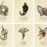 Pokemon Tim Burton
