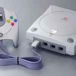 Sega Dreamcast console controller image