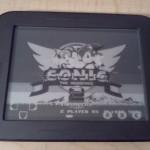 Sega Genesis Nook Simple Touch image