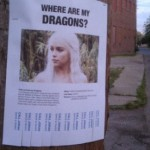 Where are her dragons