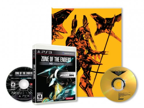 Zone of the Enders HD Collection Limited Edition image