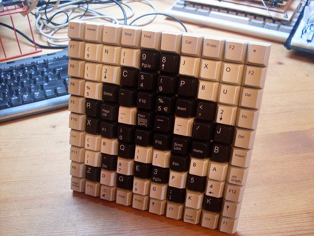 keyboard-space-invaders
