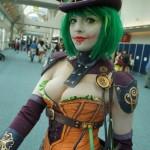 sexy joker cosplay