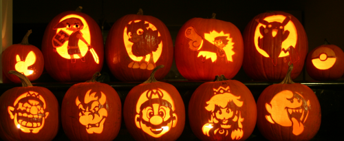 11 Pumpkins of Halloweenby by joh-wee