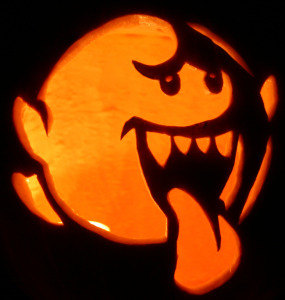 Boo Pumpkin Style by joh-wee