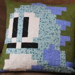 Bubble Bobble Pillow Cover 1