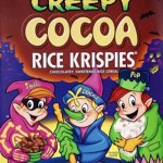 Creepy Cocoa Rice Krispies