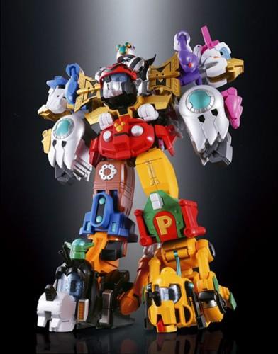 Disney Super Robot Chogokin image 1