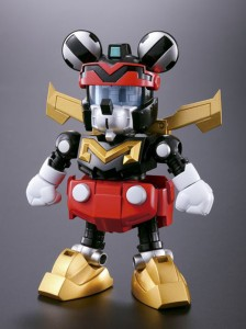 Disney Super Robot Chogokin mickey Image