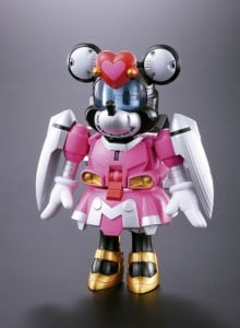 Disney Super Robot Chogokin minnie Image