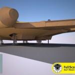 Full Size Millennium Falcon 2