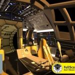 Full Size Millennium Falcon 4