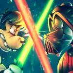 Goof Dumbwalker VS Derph Vader