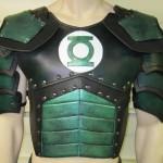 Green Lantern Juggernaut Armor 1