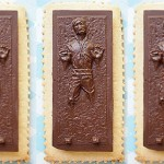 Han Solo Carbonite Cookies